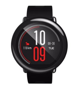 RELOGIO AMAZFIT PACE SMARTWATCH ENGLISH XIAOMI MP3 GPS ORIGINAL