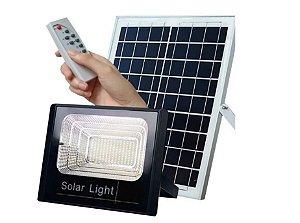 REFLETOR SOLAR COM CONTROLE - 80W SOR- 80WBF