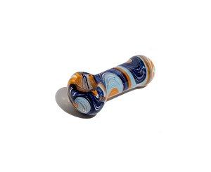 Pipe de Vidro - Squadafum - Spoon Small - 1