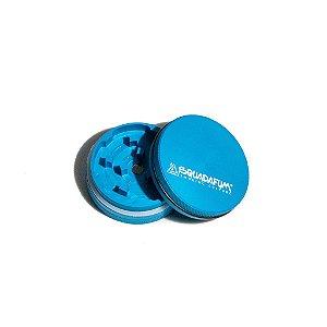 Dichavador - SDF - 2 partes (44mm) - High Grinder - Azul