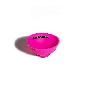 Cuia Silicone - Squadafum - Rosa