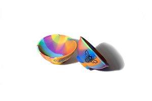 Cuia Silicone - Cultura Dab - Rainbow