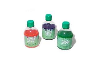 Salvô (250ml) - Solução limpadora para Bongs, Narguiles e Cachimbos