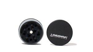 Dichavador - Squadafum - 4 partes (51mm) - High Grinder - Preto