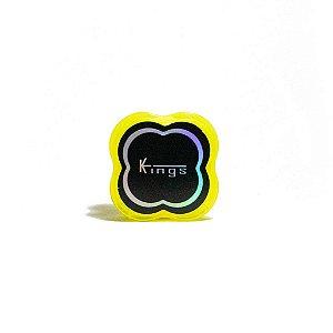 Dichavador Kings - Pequeno (Edição Colors) - Amarelo