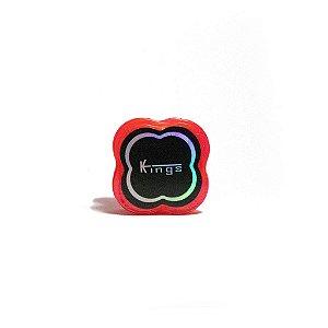 Dichavador Kings - Pequeno (Edição Colors) - Vermelho