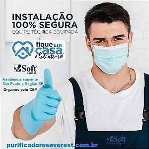 Instalação de Filtro (Refil-Vela) Soft *