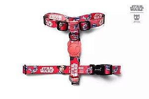 Peitoral para cachorros Leia Star Wars