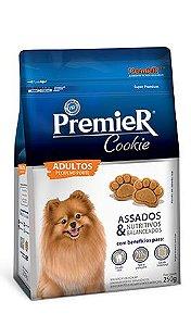 Biscoito Premier Cookie para cães adultos de pequeno porte - 250 g