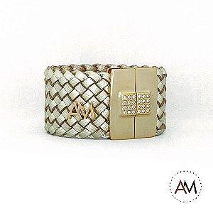 Bracelet Tressê Light Gold