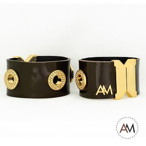 Par Bracelet Queen Coffee
