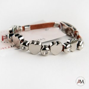 Petit Bracelet  Love Avelã Silver
