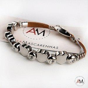 Petit Bracelet Love Silver