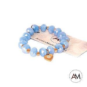 Petit Bracelet Lavanda Rose