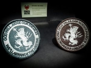 Patches Justiceiro