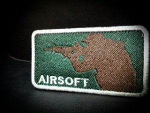 Patch-airsoft