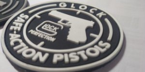 Glock Safe Action Pistols  Emborrachado