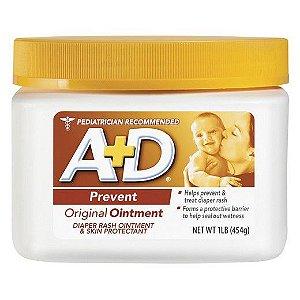 A+D Pomada Para Tratamento de Assaduras