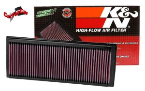 FILTRO de Ar K&N INBOX - THP 1.6 TURBO | MINI COOPER S | JCW | PEUGEOT | CITROEN - Ref. 33-2936