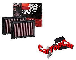 Filtro de Ar K&n Inbox - Ferrari 360 3.6 99-05 / F430 4.3 05-10 REF 33-2494
