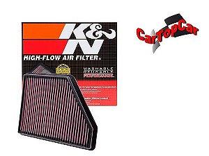 FILTRO DE AR K&N INBOX - CHEVROLET CAMARO V6 | V8 - REF.  33-2434