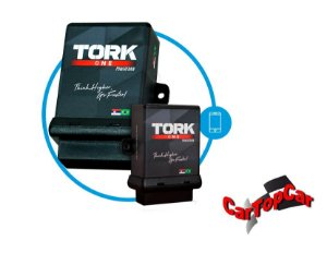 PIGGYBACK (CHIP DE POTÊNCIA) TORKONE GOLF 1.4 150 CV C/ BLUETOOTH