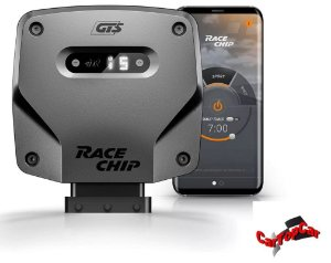 Chip de Potência Race Chip Gts ULTIMATE  + App +30% P/t Audi Vw Bmw Gm Ford Honda Jeep C/ BT