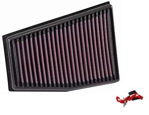 Filtro Ar K&n INBOX  Audi Rs4 Rs5 4.2  l 2010 A 2015 LADO DIREITO | REF. 33-3032