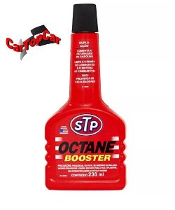 Octane Booster - Aditivo Para Aumentar Octanagem Octane Booster Stp Gasolina