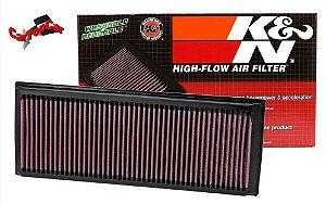 Filtro de Ar K&N Astra 2.0 Flex Vectra 2.0 Flex06> Zafira Todas REF 33-2787