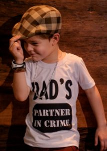 T-Shirt Dad`s Partner