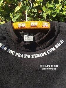 T-shirt Relax Bro