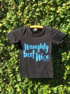 T-shirt Naughty But Nice