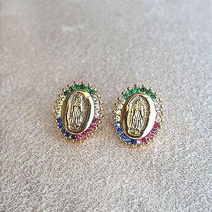 Brinco Guadalupe Colors