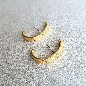 Brinco Earhook Gold