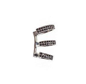 Piercing 3 Elos Black