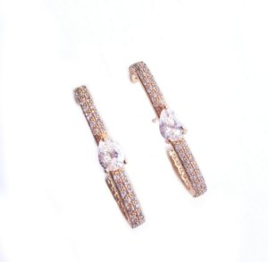 Brinco Earhook STONE Gold