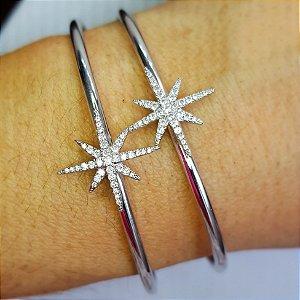Pulseira Star Stern Silver