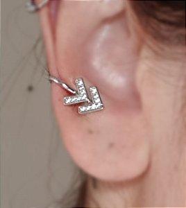 Piercing Flecha Silver