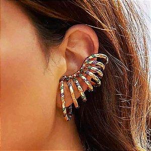 Brinco Piercing Earhook Etnic
