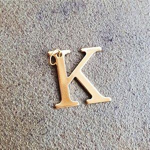 Pingente inicial K