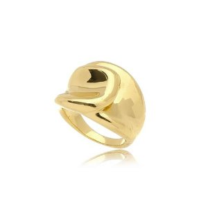 Anel Artsy Gold