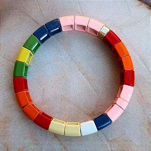 Pulseira Rainbow