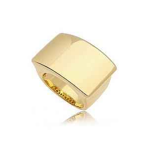 Anel Chapa Gold
