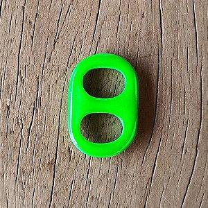 Pingente Lacre Verde Neon Mistic
