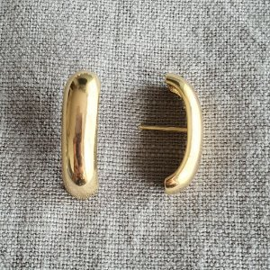 Brinco Earhook Lisa Strong Gold Mistic
