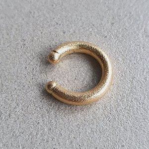 Piercing Bern Gold Escovado