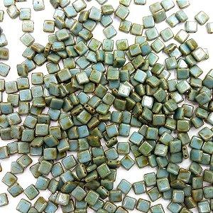 Conta Tile Bits 2 Furos Azul 63020/86800