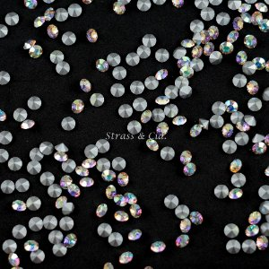 Strass Diamond Tcheco - Cristal / AB