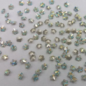 Flor 4744 Cristal/AB - Swarovski